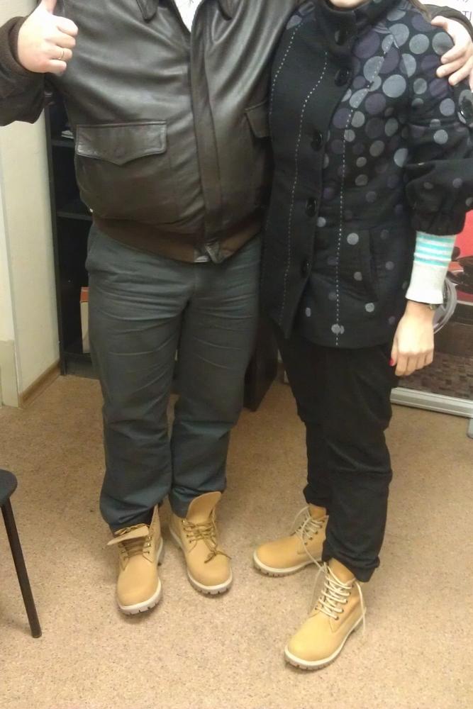 тимберленды мужские с чем носить